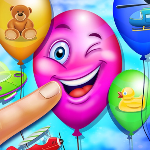 Balloon Sky Popping Game