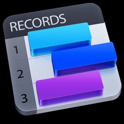 Ícone do app Records