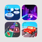 4-in-1 Music Games Pack