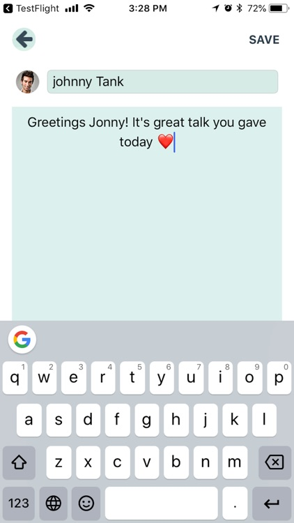 Konnex App screenshot-4