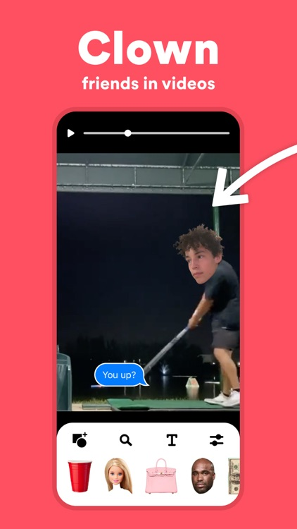 PIÑATA FARMS: Video Meme Maker screenshot-0
