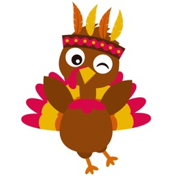 Turkey Time - Animated Sticker