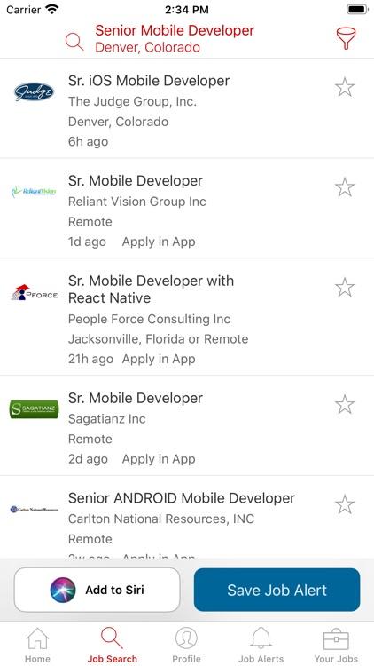 Dice Tech Jobs screenshot-4