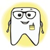 Chip the Tooth dental stickers