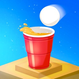 Tricky Beer Pong Challenge