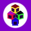 Colored Cubes - Colcubes - iPhoneアプリ