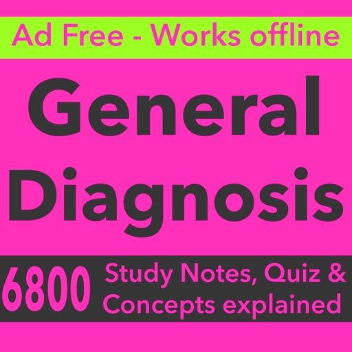 General Diagnosis Exam Review