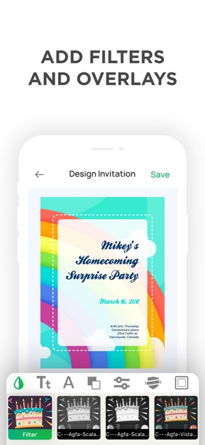 Invitation Maker Invite On The App Store