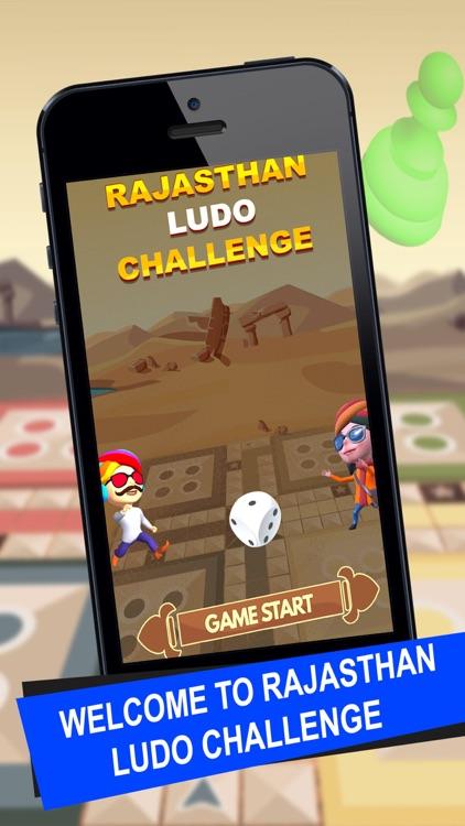 Rajasthan Ludo Challenge