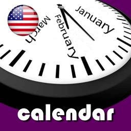2019 U.S. Holiday Calendar