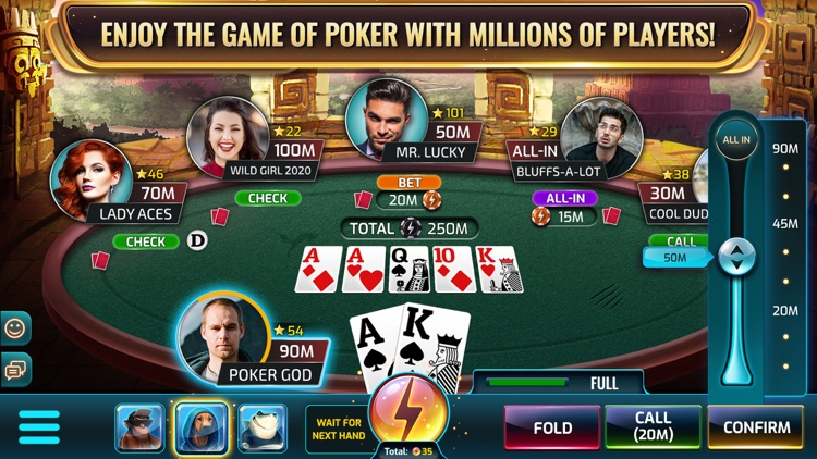 Wild Poker - Texas Holdem screenshot-0