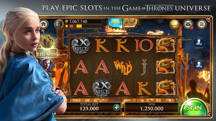 Game of Thrones Slots Casino screenshot-0