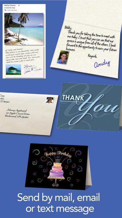 ThankYouPro - Greeting Cards screenshot-4