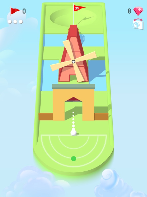 Pocket Mini Golf screenshot 10