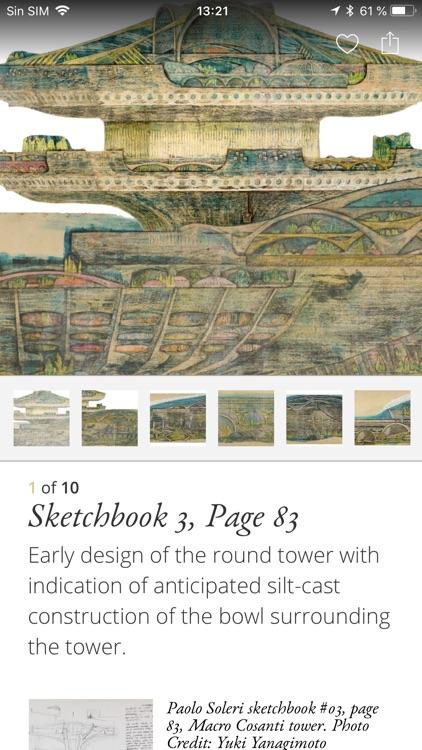 SC Arcosanti Archives screenshot-3