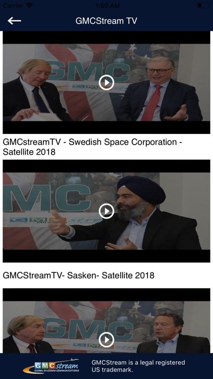 GMCStream screenshot-4