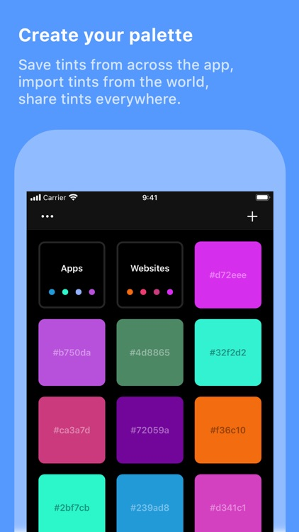 Aurora: Color Picker