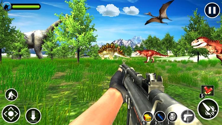 Dinosaurs Hunting screenshot-3