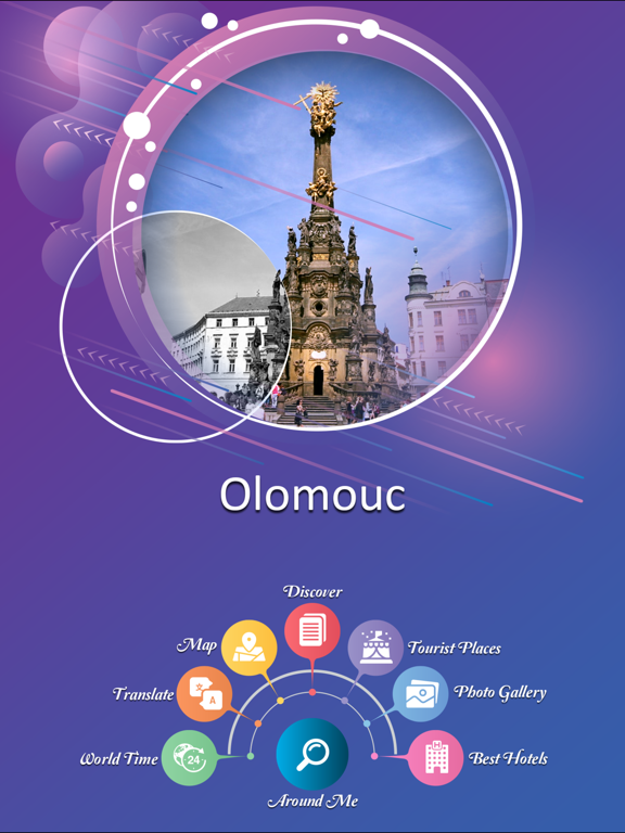 Olomouc Tourism screenshot 7