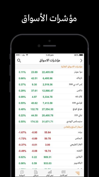 Argaam - أرقام screenshot-4