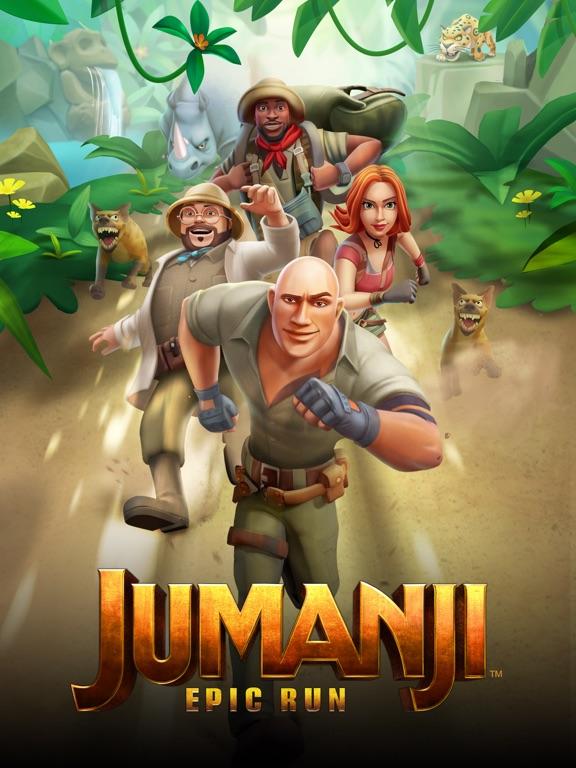 Jumanji: Epic Runのおすすめ画像1
