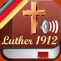 German Bible Audio Pro Luther