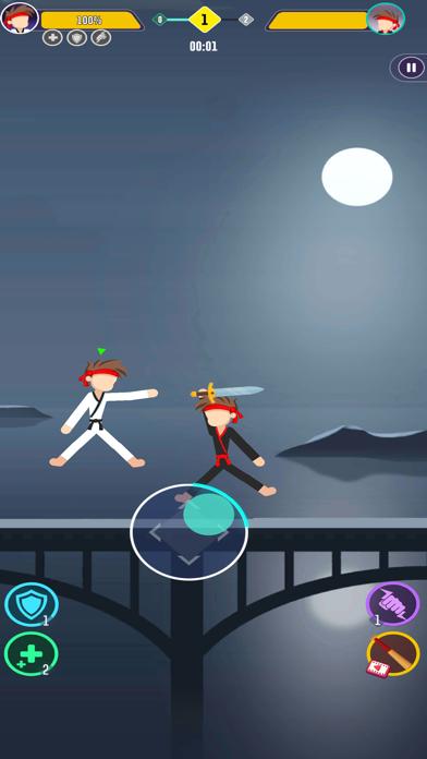 Stickman Battle screenshot 2