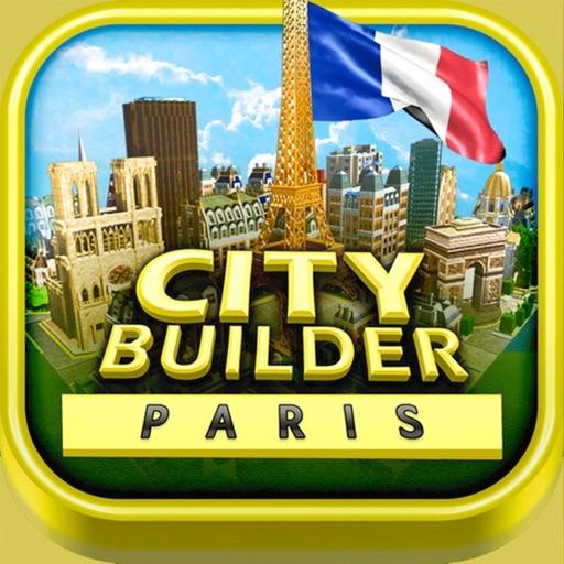 City Builder Paris icon