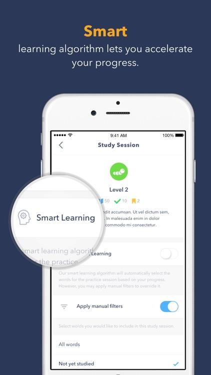 GRE Vocab Perfect: Exam Prep screenshot-1