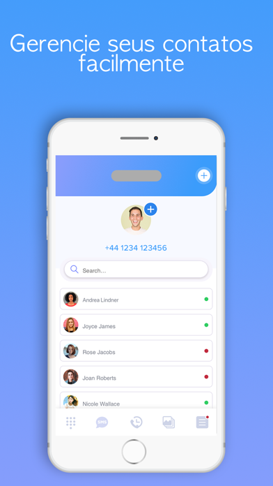 Baixar RingMe | Pinte Chamadas e SMS para Android
