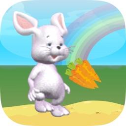 Go Rabbit Go - Vegetable Run