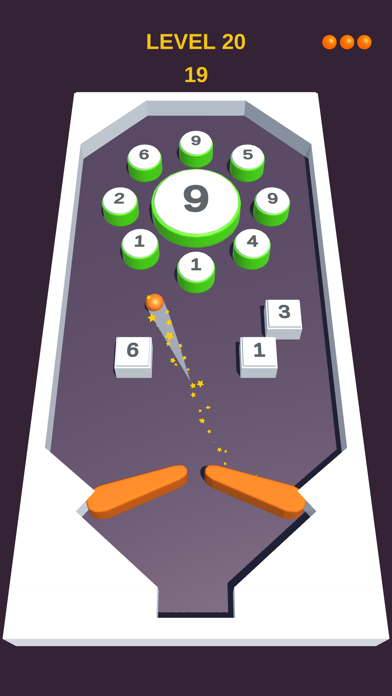 Ball vs Bumpers screenshot 1