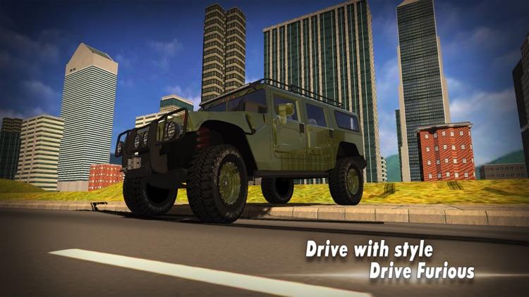 Car Driving Simulator 2020 UD screenshot-4