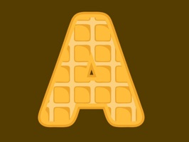 Waffle Letters