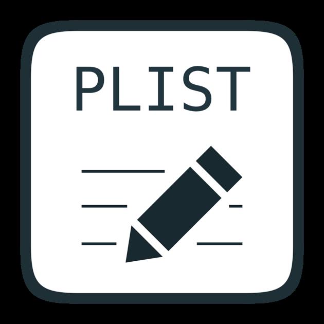 download plist editor for mac