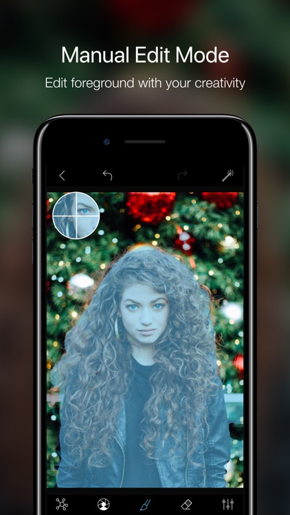 Phocus: Portrait mode editor screenshot-7