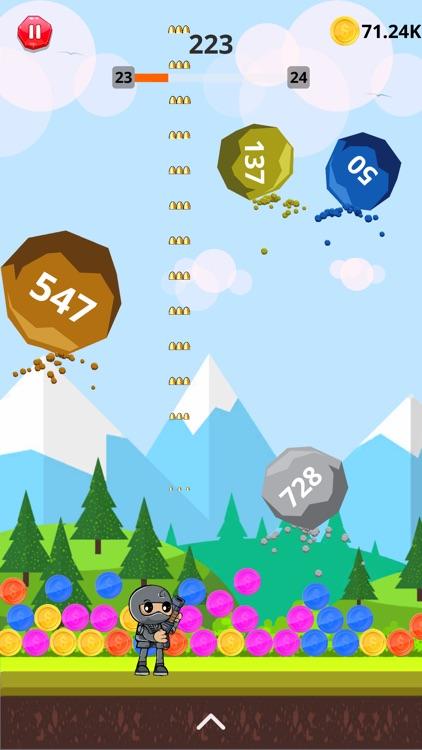 Stone Blast - Top Ball Games screenshot-5