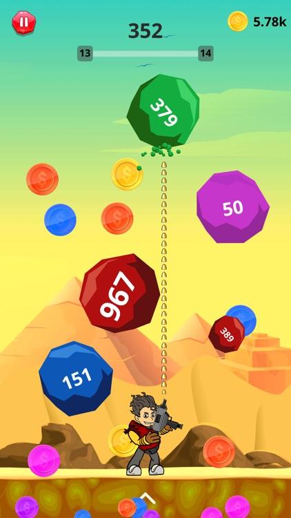 Stone Blast - Top Ball Games