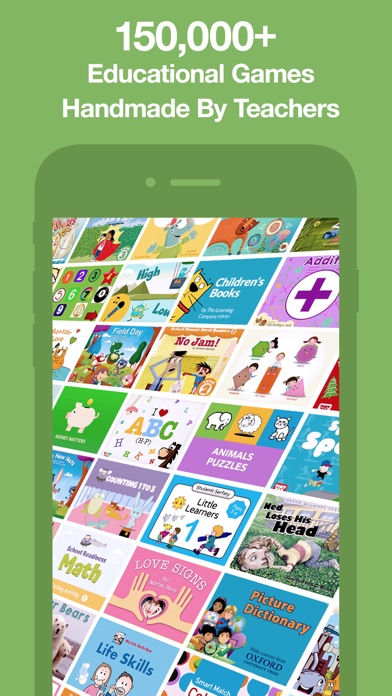 Screenshot for TinyTap -  Educational Games in United States App Store