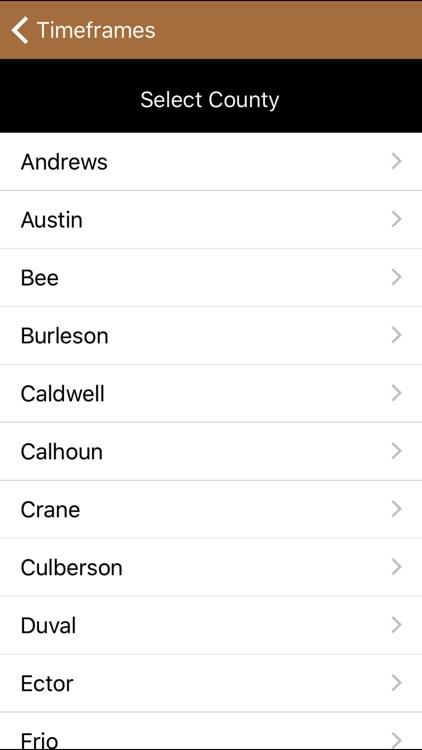 Texas Wells Pro screenshot-3