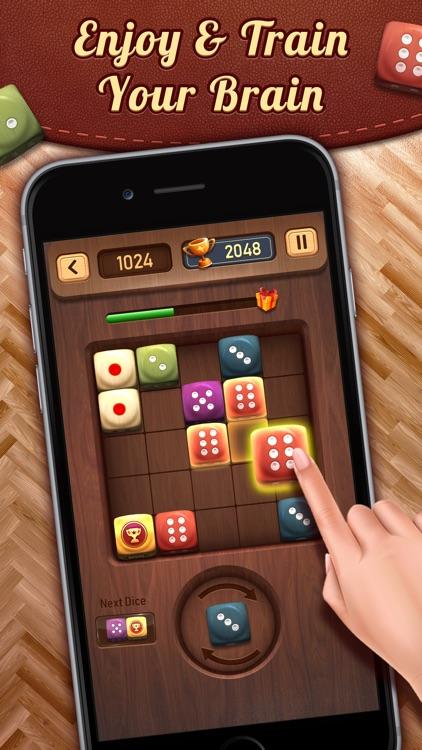 Merge Dice - Puzzle Game 5x5 screenshot-4