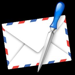 Ícone do app Letter Opener