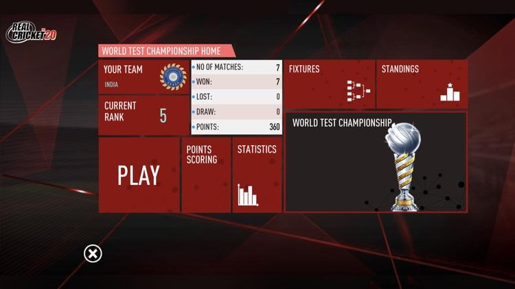 Real Cricket™ 20 screenshot-7