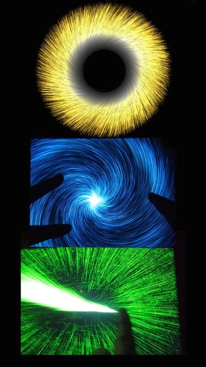 Triple A HD - Touch Visualizer screenshot-4