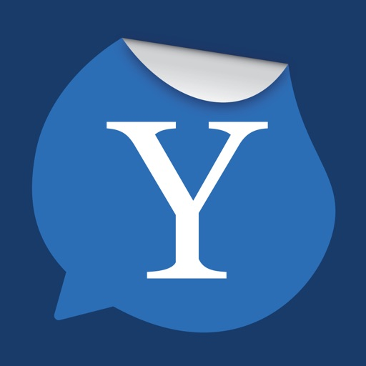 It's Your Yale Chat Stickers