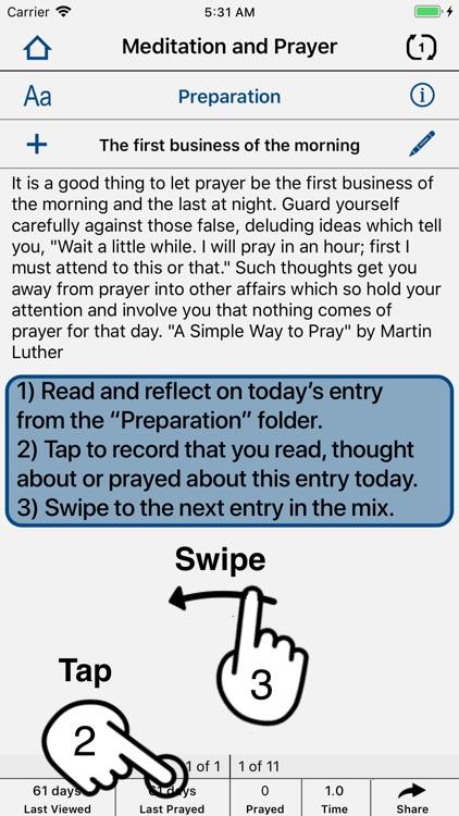 Christian Prayer Prompter screenshot-4