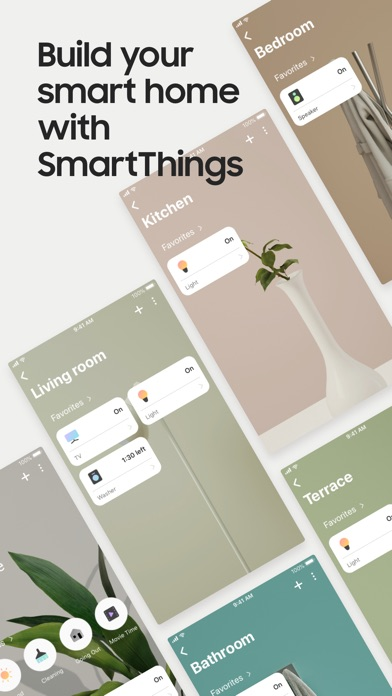 Download SmartThings (Samsung Connect) for Pc