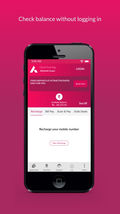 Axis Bank Mobile Banking - AppRecs