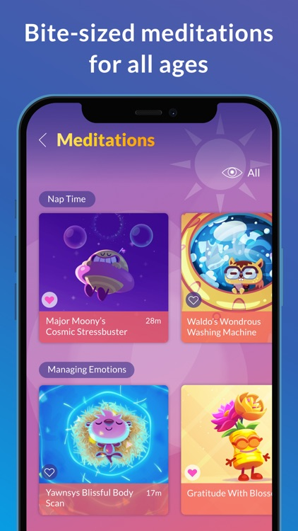 Moshi: Kids Sleep & Meditation screenshot-4