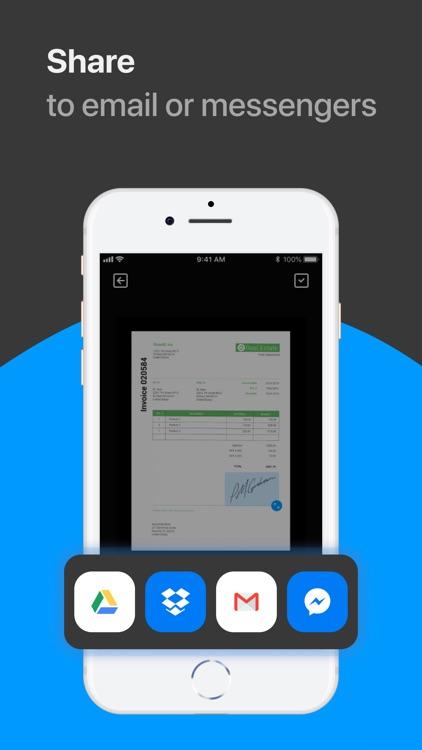 ScanGuru: PDF - Scanner screenshot-5